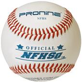 Pro Nine High School NFHS Raised Seam Baseballs