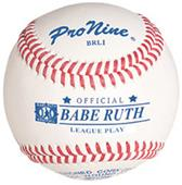 Pro Nine Youth Babe Ruth League Play Baseball (DZ)