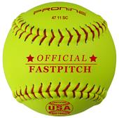 "Pro Nine Synthetic Cover 11"" Fastpitch Softball-DZ"