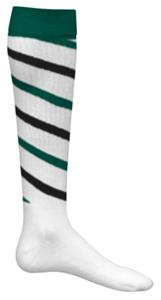 WHITE/DARK GREEN/BLACK