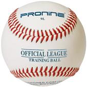 "Pro Nine 9"" White Training Ball Baseballs (DZ)"