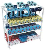 Sprint Aquatics Aerobic Equipment Rack