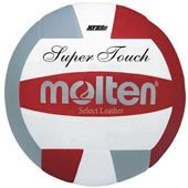 Molten NFHS Red/Silver Super Touch Volleyballs