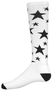 WHITE/BLACK STARS