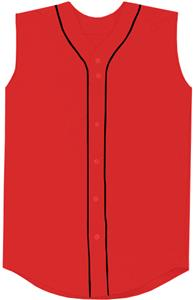 44 - RED/BLACK