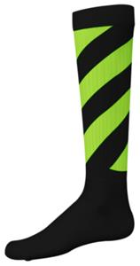 BLACK-FLUORESCENT GREEN
