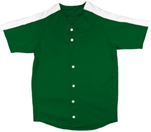 16 - DARK GREEN/WHITE