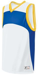 WHITE/ROYAL/ATHLETIC GOLD