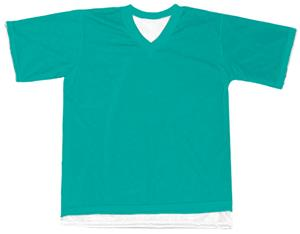 Outside: 38 - TEAL, Inside: WHITE