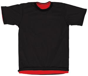 Outside: 44 - BLACK, Inside: RED