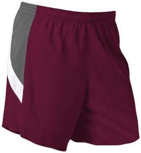 MAROON/CHARCOAL/WHITE