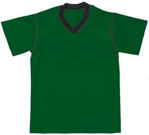 18 - DARK GREEN/BLACK