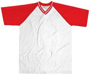 14 - WHITE/RED