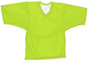 Outside: 12 - NEON GREEN, Inside: WHITE