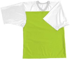 38 - NEON GREEN/WHITE