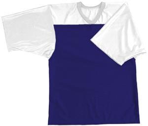 24 - NAVY/WHITE