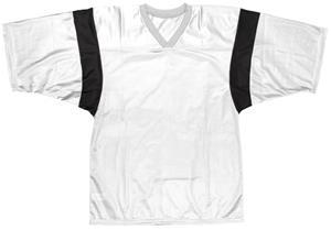44 - WHITE/BLACK