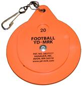 Cliff Keen Athletic Football Officials Chain Clip