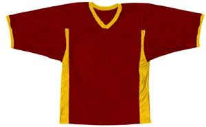 26 - MAROON/GOLD