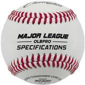 Champion Major League NFHS Raised Seam Baseballs