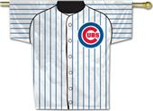 MLB Chicago Cubs 2-Sided Jersey Banner