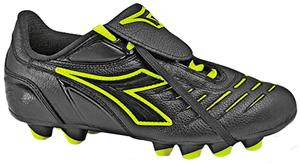 874 - BLACK/YELLOW FLUO