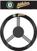 MLB Oakland Athletics Steering Wheel Cover