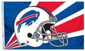 NFL Buffalo Bills 3' x 5' Flag w/Grommets