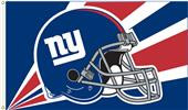 NFL New York Giants 3' x 5' Flag w/Grommets