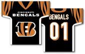 NFL Cincinnati Bengals 2-Sided Jersey Banner