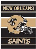"NFL New Orleans Saints 28"" x 40"" House Banner"
