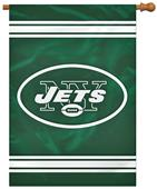 "NFL New York Jets 28"" x 40"" House Banner"