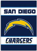 "NFL San Diego Chargers 28"" x 40"" House Banner"