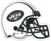 "NFL New York Jets 12"" Die Cut Car Magnet"