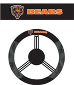 NFL Chicago Bears Steering Wheel Cover