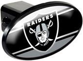 NFL Oakland Raiders Trailer Hitch Cover