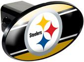 NFL Pittsburgh Steelers Trailer Hitch Cover