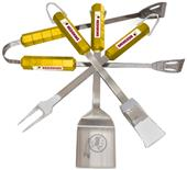 NFL Washington Redskins 4 Piece BBQ Grilling Set
