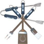 NFL Indianapolis Colts 4 Piece BBQ Grilling Set