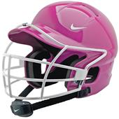 NIKE Show Softball Batting Helmets Cage/Chin Strap