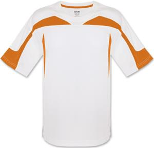 WHITE/TEXAS ORANGE