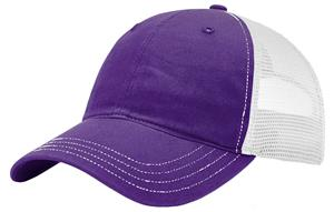 PURPLE/WHITE (NO STITCH)