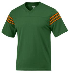 DARK GREEN/ORANGE