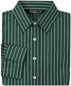 Baw Ladies 3/4 Sleeve Hi-Density Gingham Shirts
