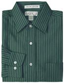 Baw Men's LS Herringbone Gingham Woven Shirts