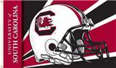 COLLEGIATE South Carolina Helmet 3' x 5' Flag