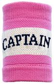 Red Lion Pink Striped Captain Armbands