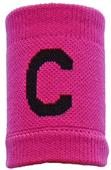 Red Lion Pink Captain Armbands