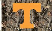 COLLEGIATE Tennessee Realtree Camo 3' x 5' Flag