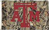 COLLEGIATE Texas A&M Realtree Camo 3' x 5' Flag